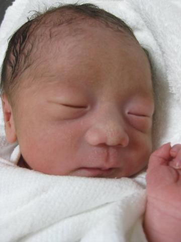 ベビー誕生2