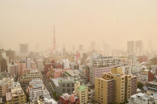2013.03.09.六本木 黄砂PM2.5花粉 ND7_0960