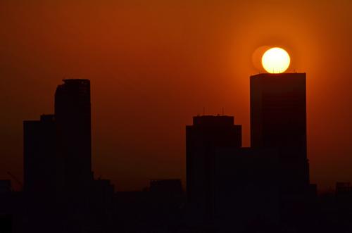 3丁目の夕陽 ND7_0497