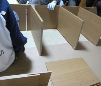 組み立て家具