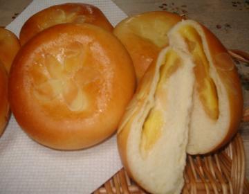 りんごのパン1