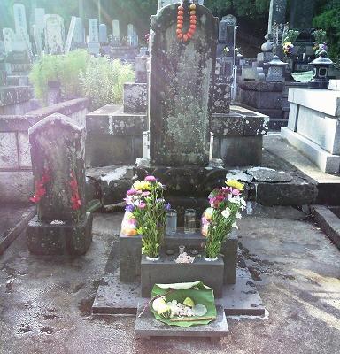 墓参り438