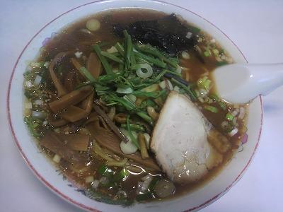 与作山菜ラーメン441