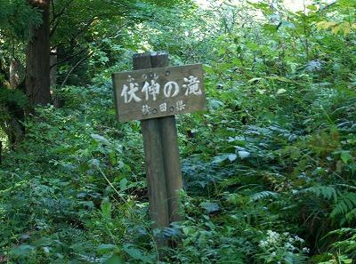 伏伸の滝62