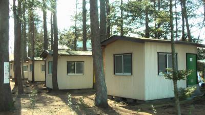 キャンプ場7