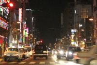 帯広繁華街