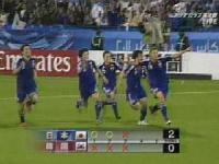 アジアカップ準決勝