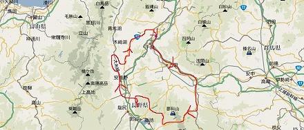 11月8日お出かけ地図