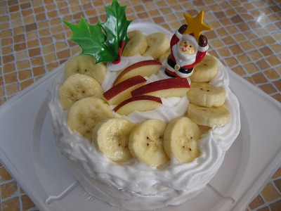 スポンジケーキ ごはんdeナイス