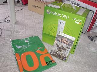 2009年度Xbox360投稿チャンピオンの賞品だっ!