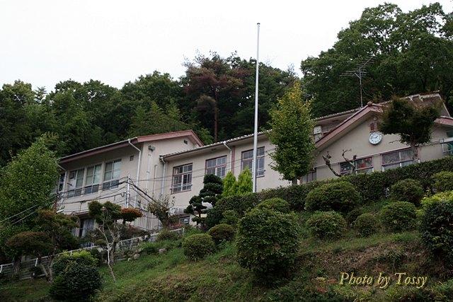 船坂小学校校舎