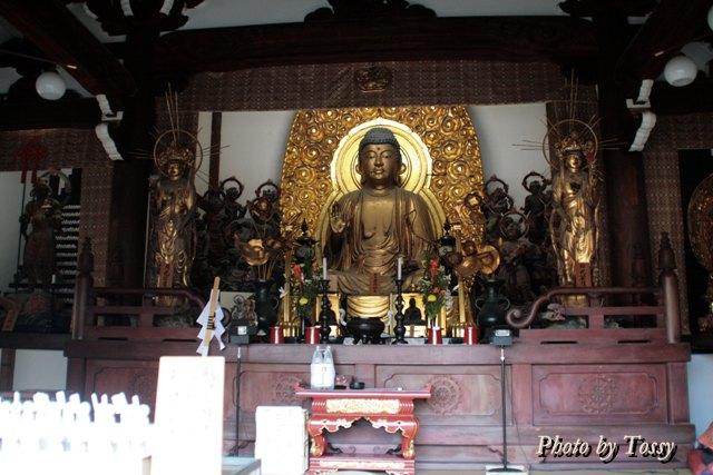 温泉寺 ご本尊