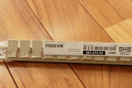 IKEA FISKEVIK 12.2.21