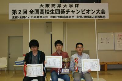 高校チャンピオン④