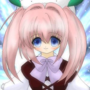 雪の精霊・レイシア