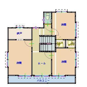 間取り図-3-2階
