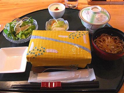 炭火台所 おはし おはしの玉手箱(1000円)