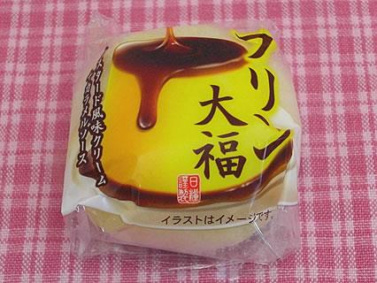 日糧製パン プリン大福