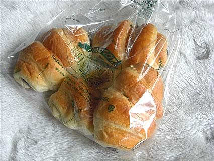 パントーネ チョコクロワッサン(4個入)(430円)