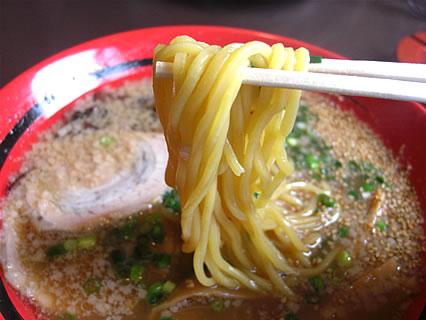 麺屋みつる 特製白だし醤油 麺