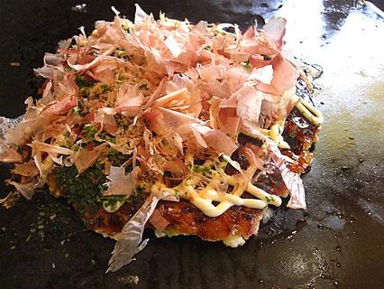お好み焼 道とん堀 弘前安原店 焼けたモチーズ