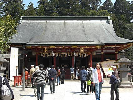 塩竈神社 右宮・左宮