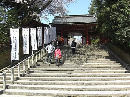 塩竈神社 東神門