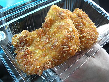 キッチンぴじょん 鶏肉の揚げびたし(1枚70円)