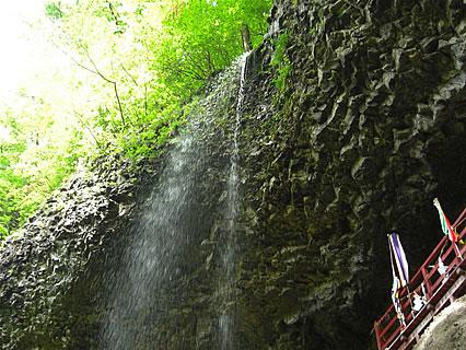 乳穂ケ滝-3