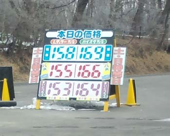 H25.2.27ガソリン価格
