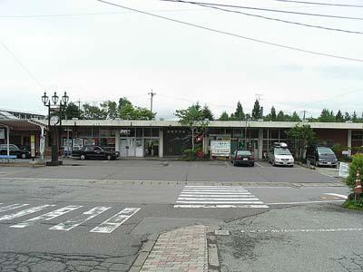 旧中軽井沢駅