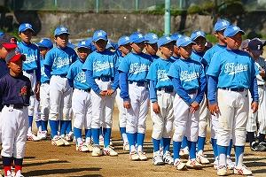 葛城市スポ小軟式野球親善大会 (6)