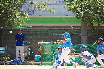 20100530真菅スカイヤーズ練習 (117)