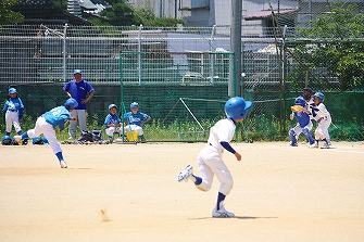 20100530真菅スカイヤーズ練習 (203)