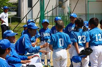 20100530真菅スカイヤーズ練習 (63)
