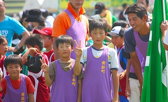 20100919体育祭大縄とび