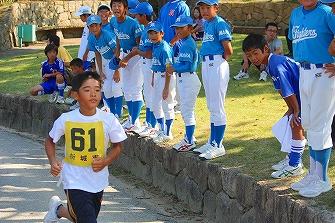 20100919体育祭こうき応援 (28)