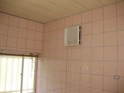 お風呂暖房
