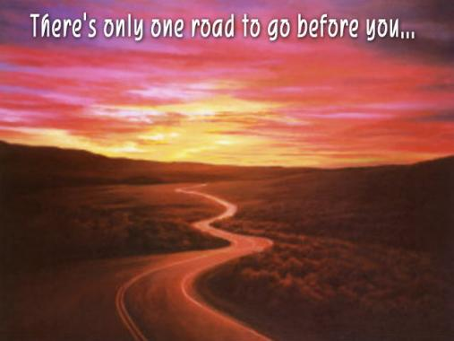 only_one_road
