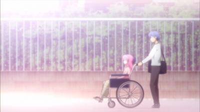 Angel Beats! 第10話 「Goodbye Days」.mp4_001326491