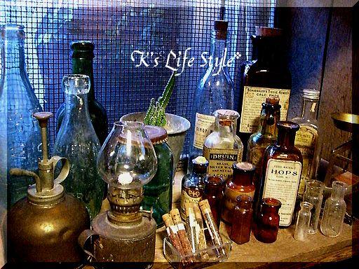 ボトルコレクション