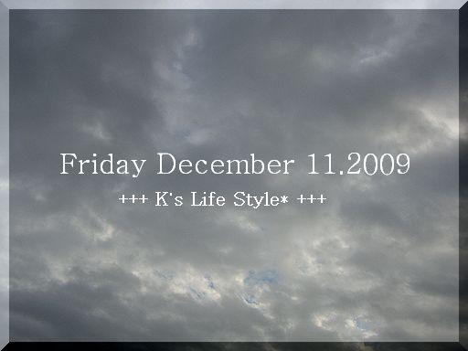 12月11日 雨
