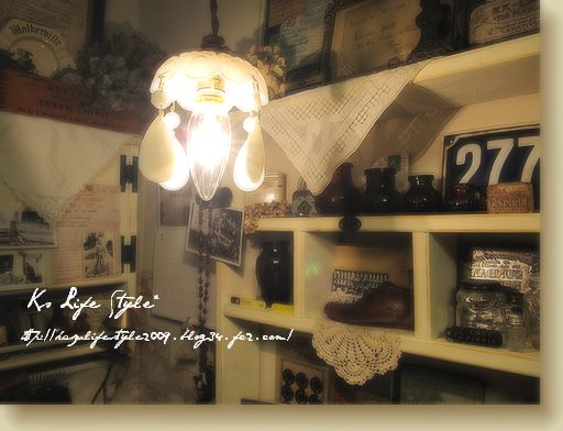 ランプ・・・