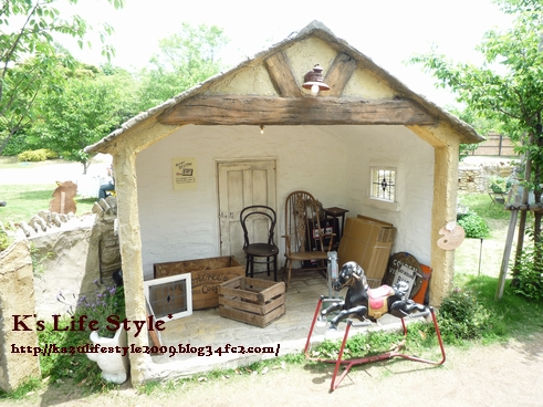 素敵な小屋