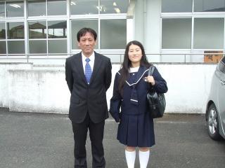 2010.4.9 唯入学式