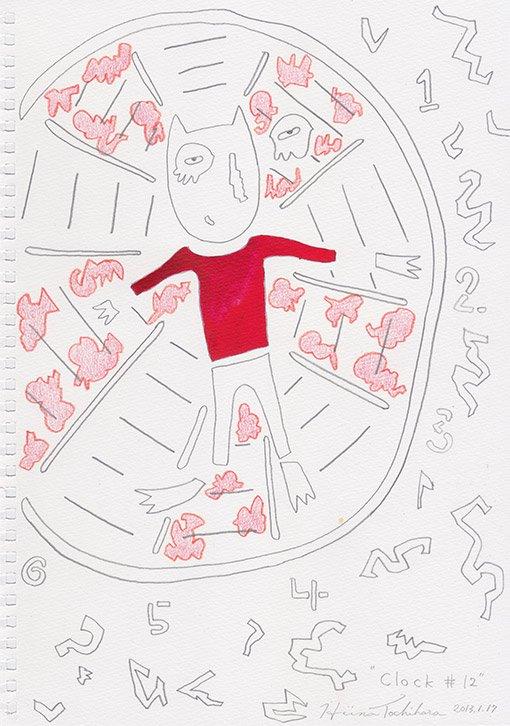 『Clock #12』 2013,1,17
