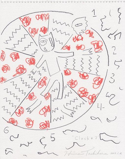 『Cocky Clock #7』 2013,1,16
