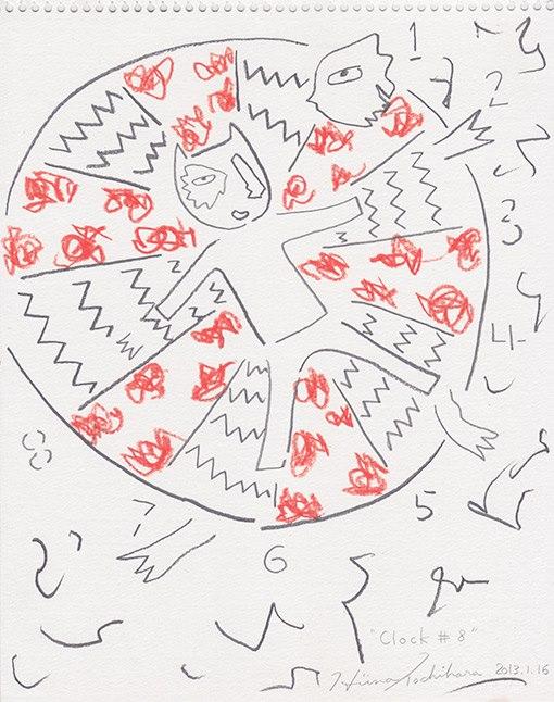 『Cocky Clock #8』 2013,1,16