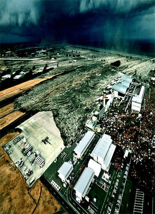 東日本大震災津波・超特上3統合