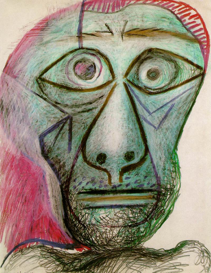 self portrait 1972